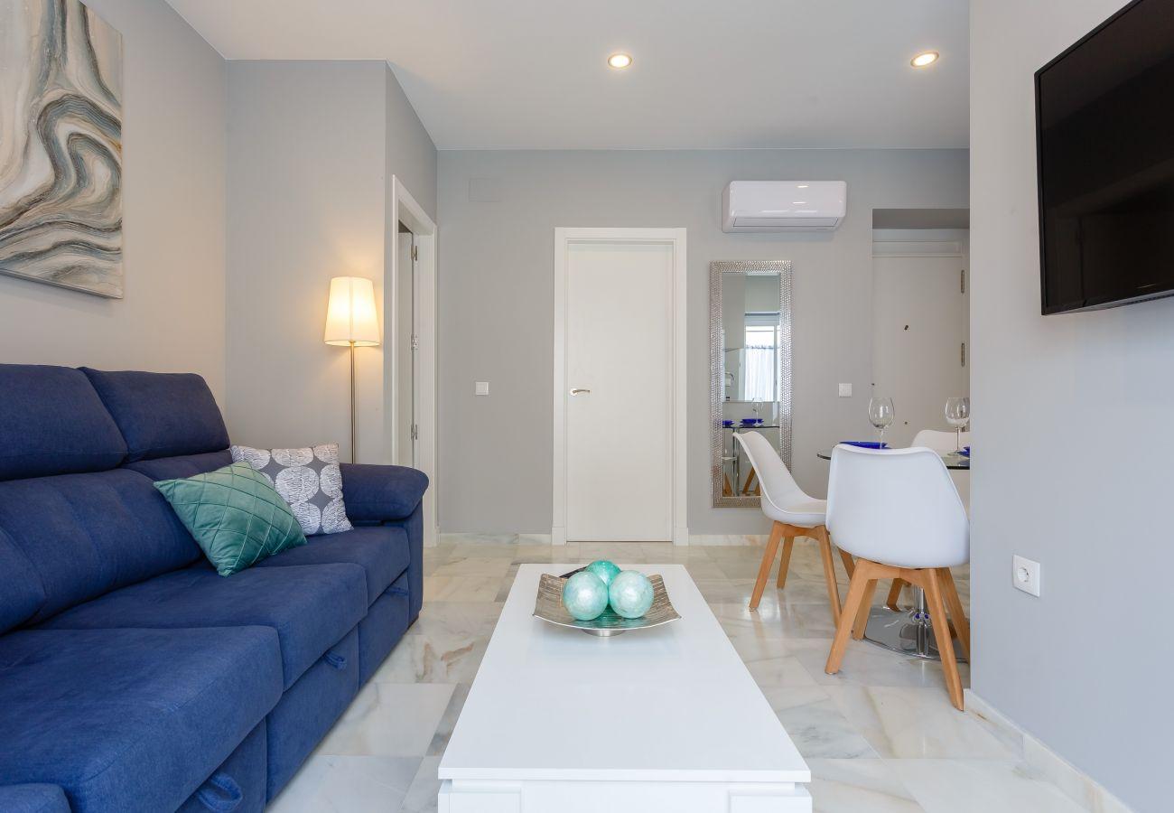 Appartement à Cadix - Appartement pour 3 personnes à650 mde la plage