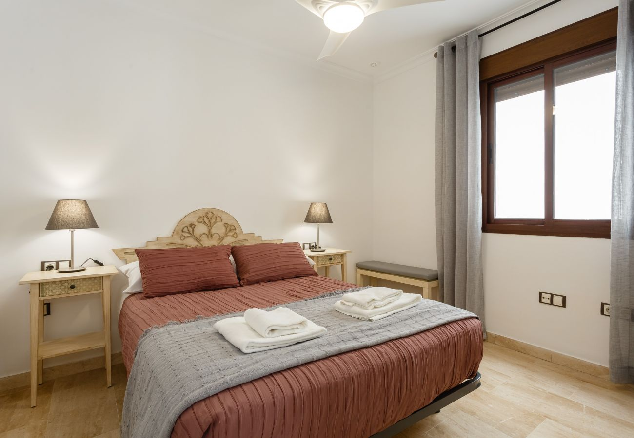 Appartement à Cadix - Appartement pour 4 personnes à900 mde la plage