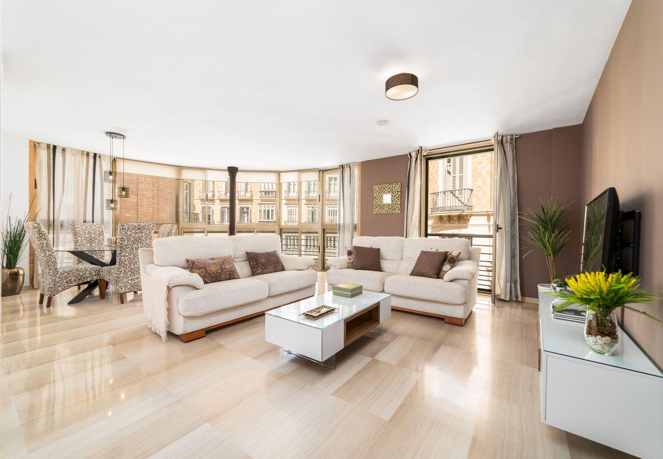 Appartement à Malaga - iloftmalaga Larios Strachan I