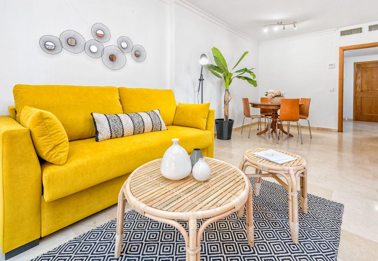 Appartement à Torremolinos - iloftmalaga Álamos II