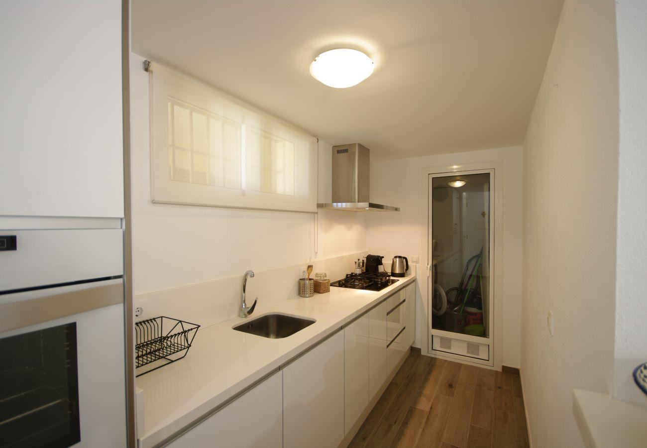 Appartement à Tarifa - Appartement avec 2 chambres à600 mde la plage
