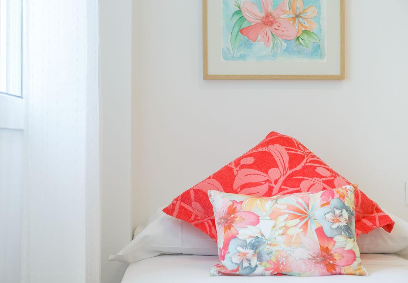 Appartement à Cadix - Appartement avec climatisation à150 mde la plage
