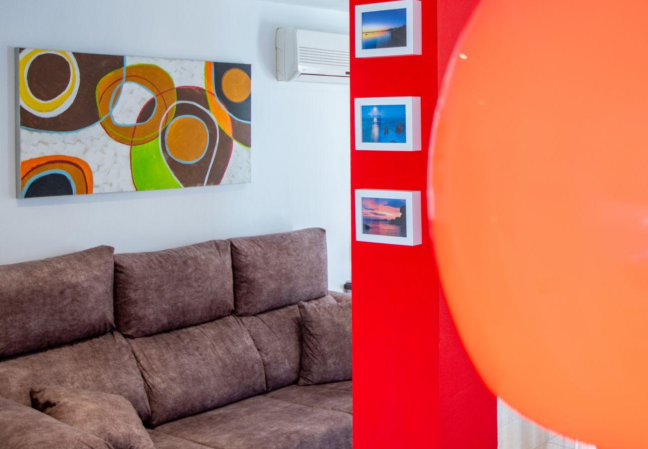 Appartement à Cadix - Appartement avec climatisation à200 mde la plage