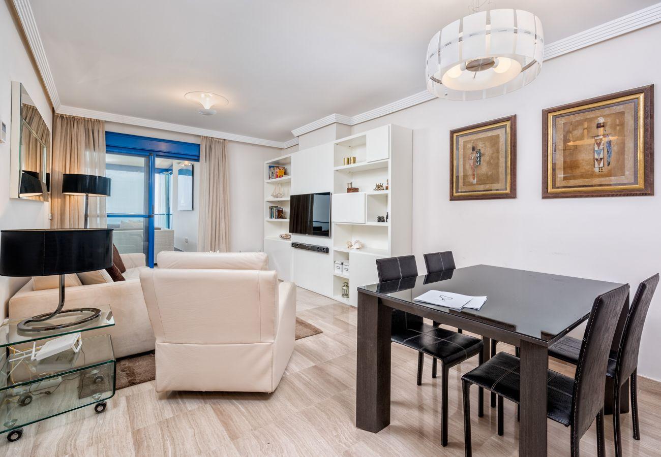 Appartement à Malaga - iloftmalaga Pacifico 19, Atico con vistas al Mar