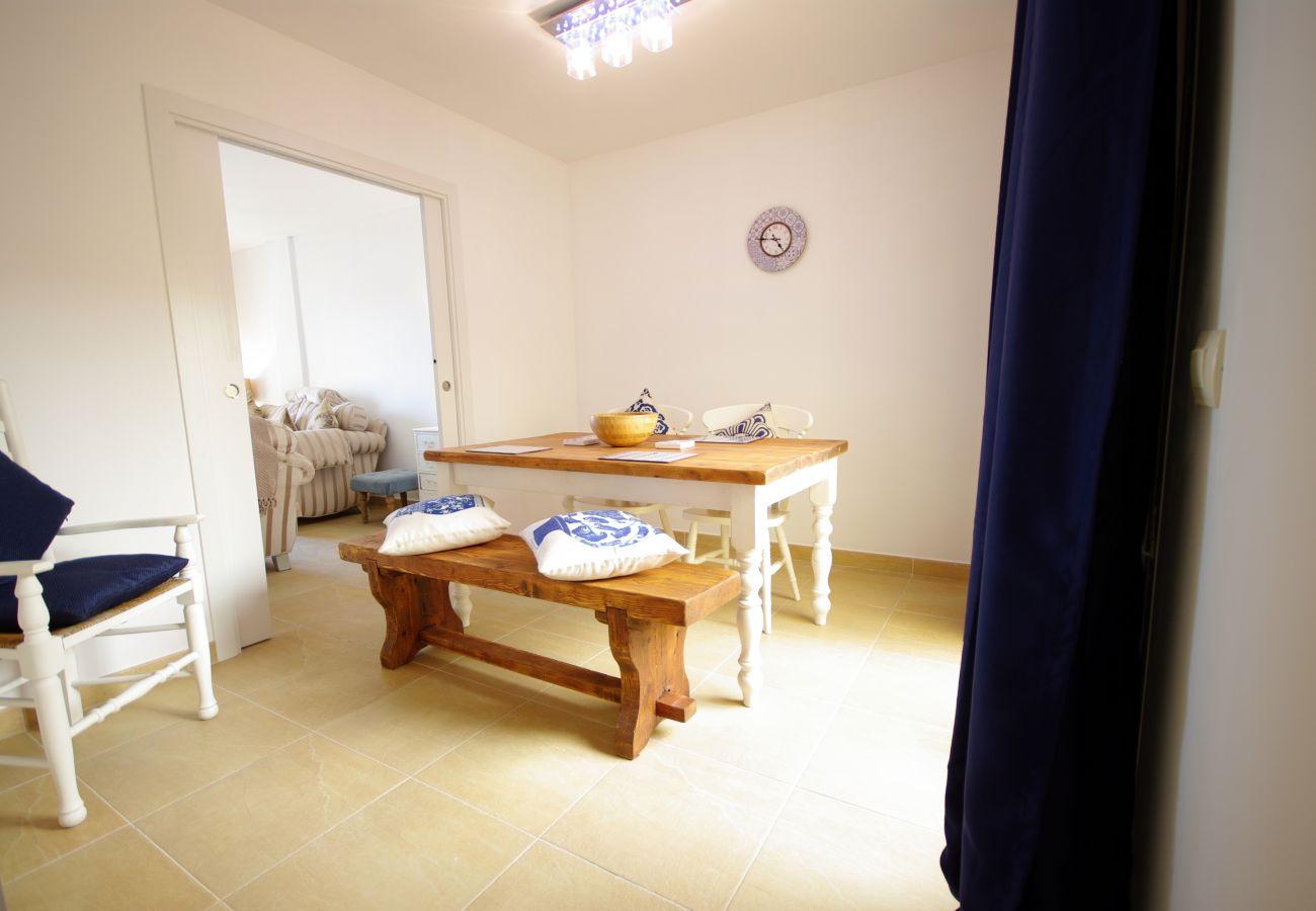 Maison mitoyenne à Tarifa - Maison mitoyenne pour 6 personnes à100 mde la plage