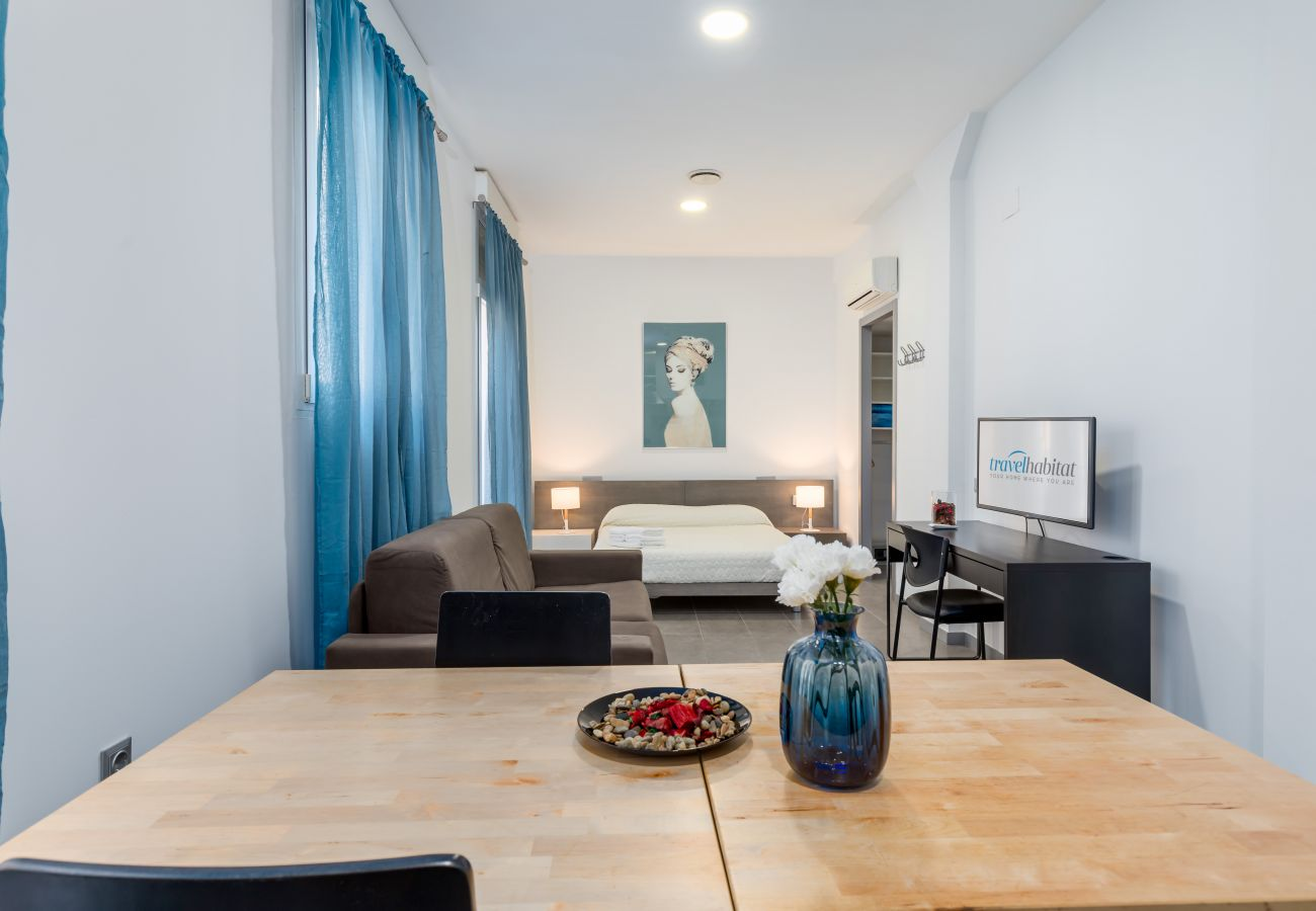 Appartement à Valence / Valencia - TH Marítim 3-2