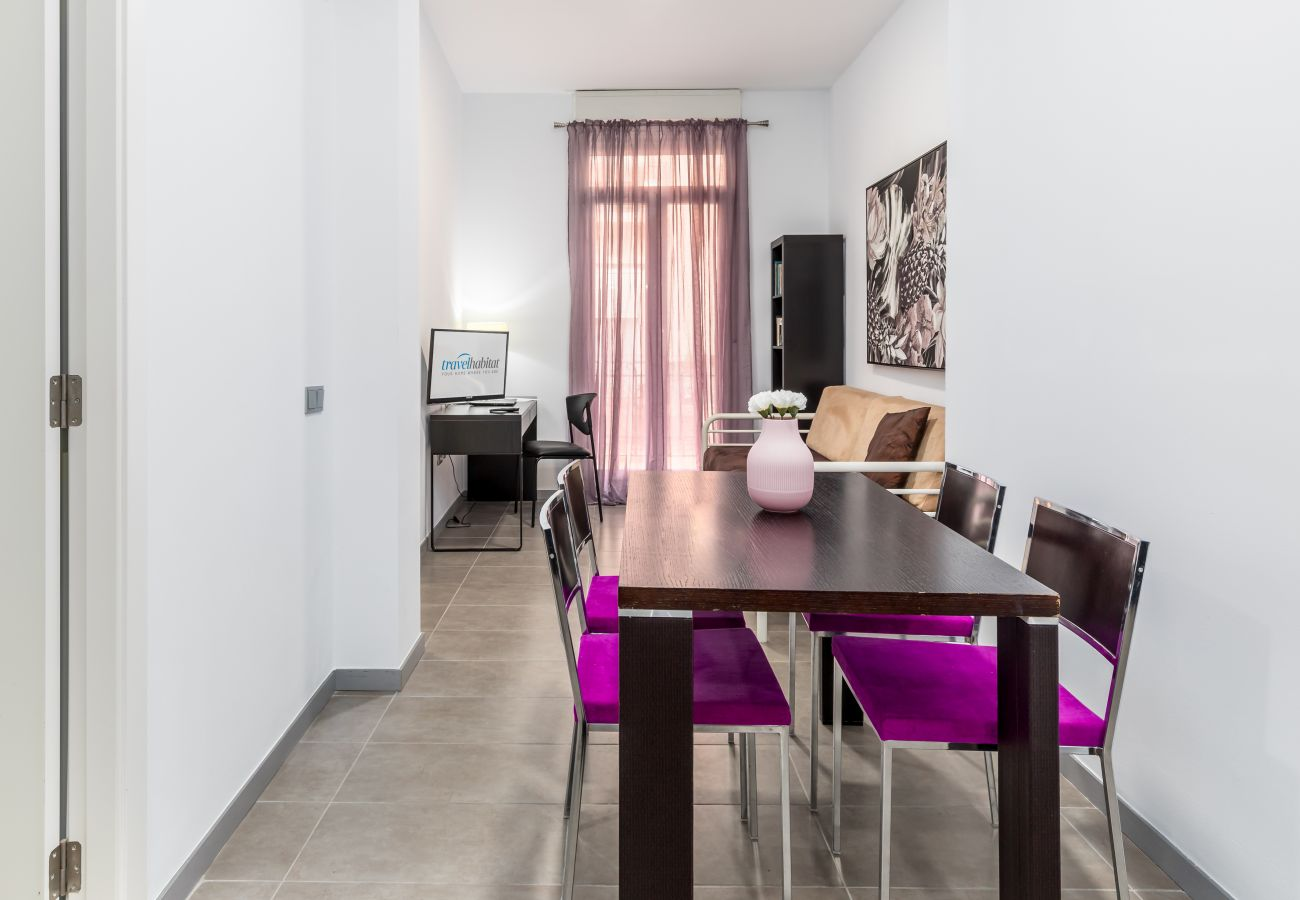 Appartement à Valence / Valencia - TH Marítim 1-3