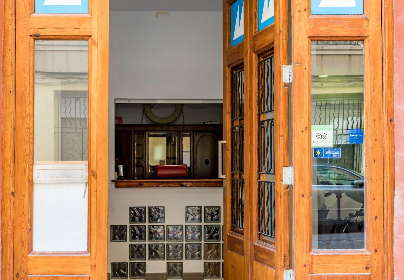 Appartement à Valence / Valencia - TH Marítim 1-3