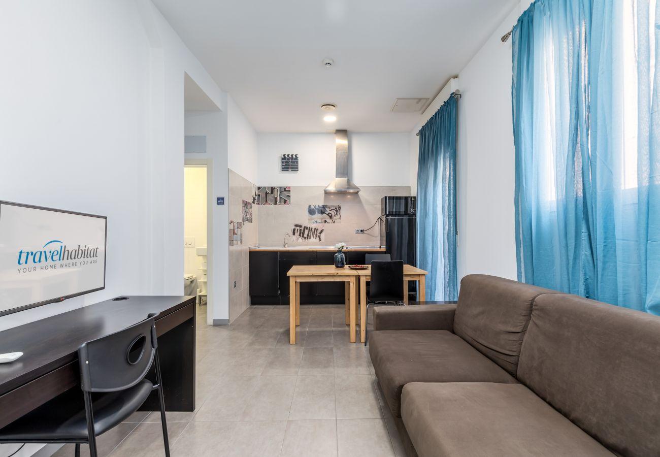 Appartement à Valence / Valencia - TH Marítim 2-2