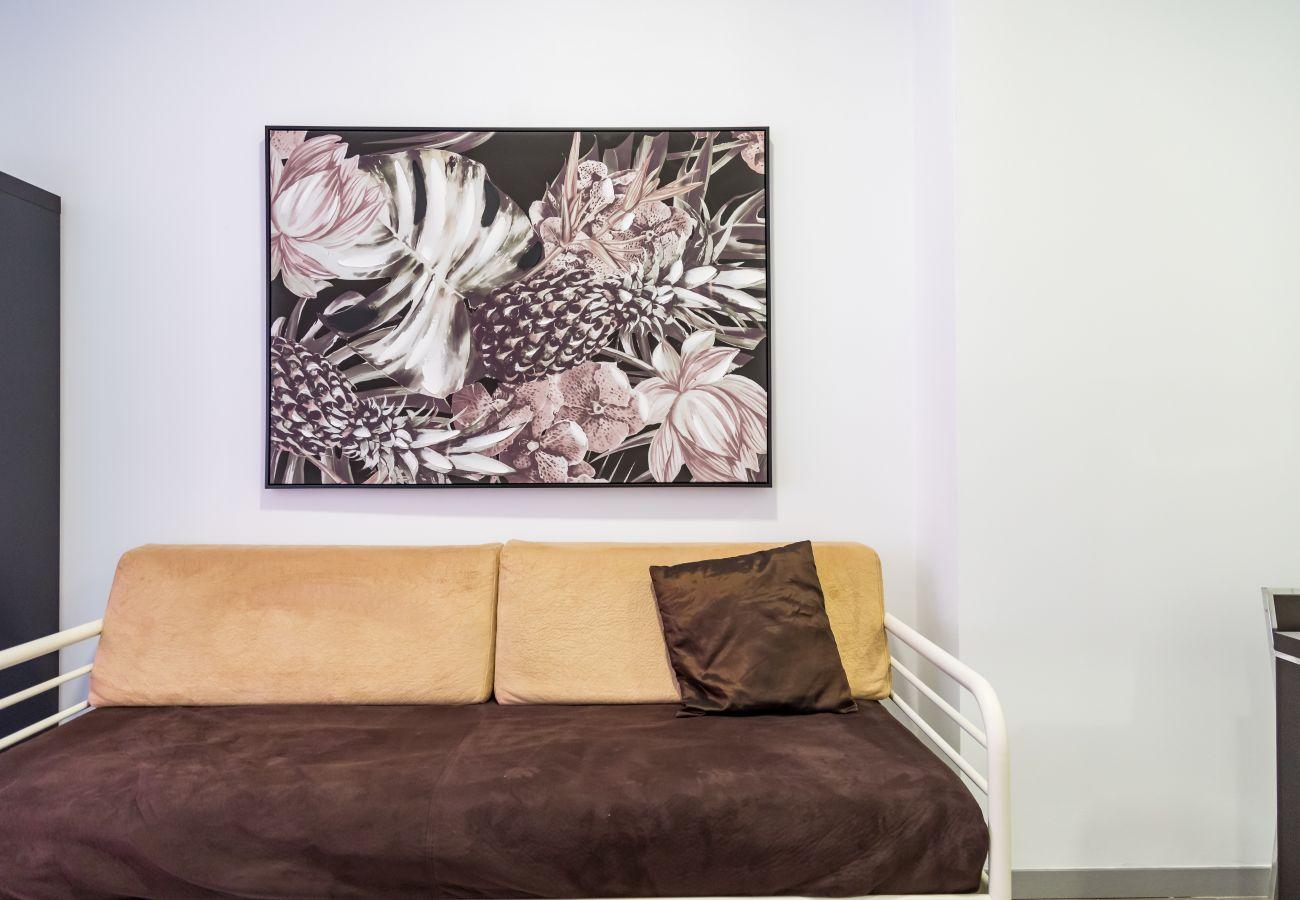 Appartement à Valence / Valencia - TH Marítim 3-3