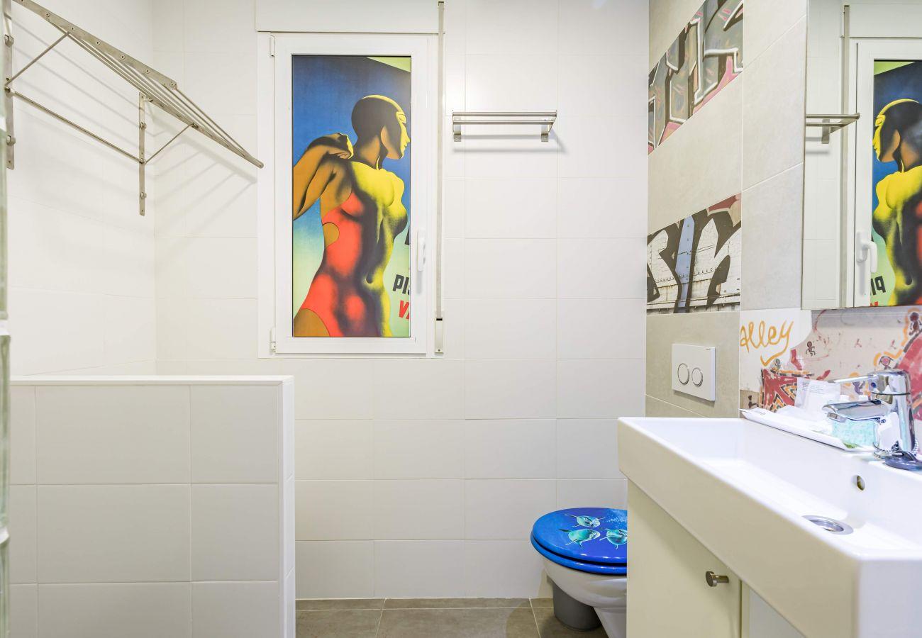 Appartement à Valence / Valencia - TH Marítim 4-3
