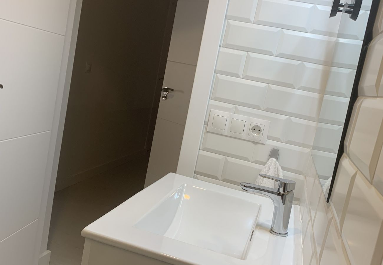 Appartement à Cadix - Appartement pour 5 personnes à50 mde la plage