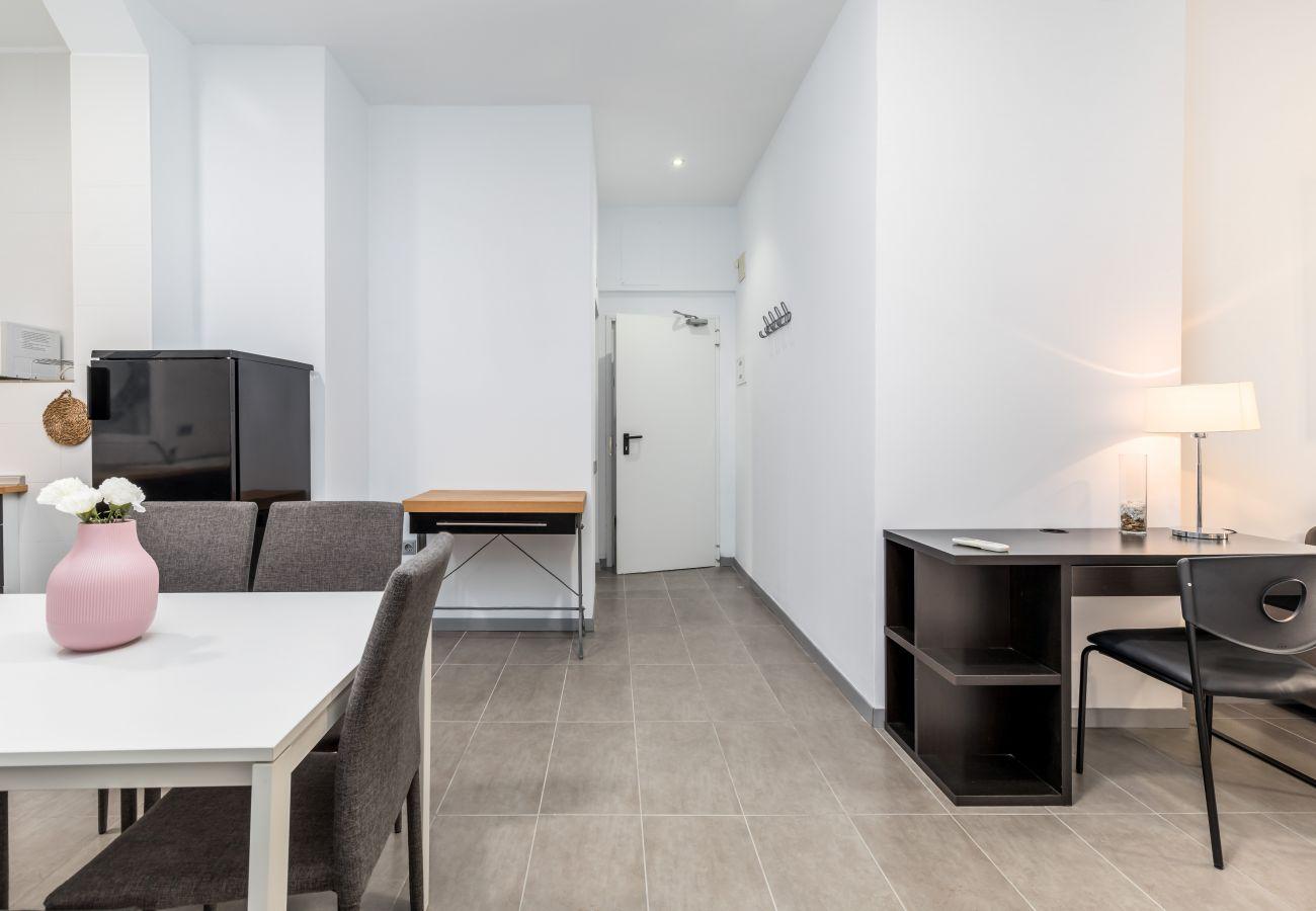 Appartement à Valence / Valencia - TH Marítim 2-1
