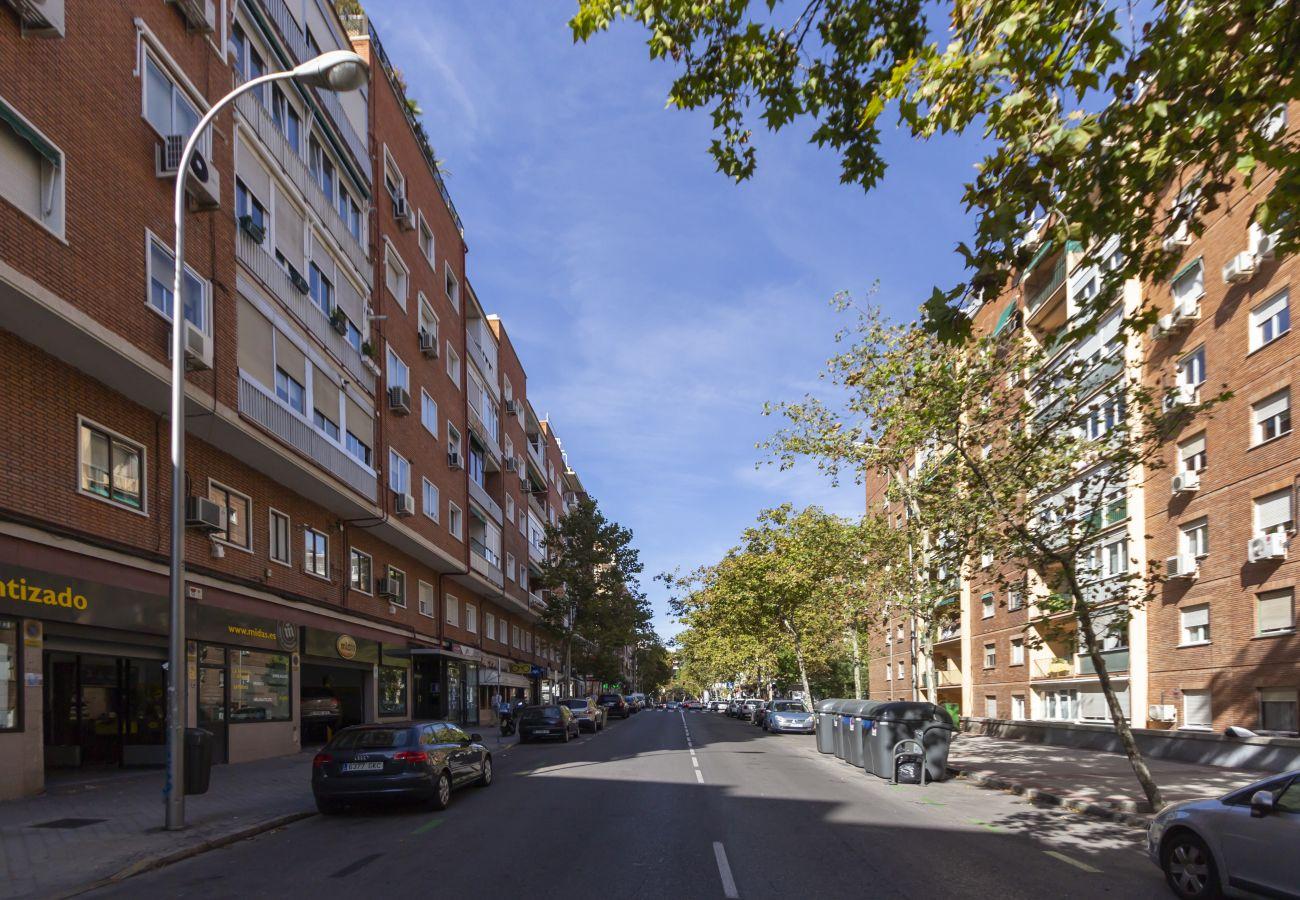 Appartement à Madrid - Luxe Apartment Madrid North Real Madrid Stadium HGA5