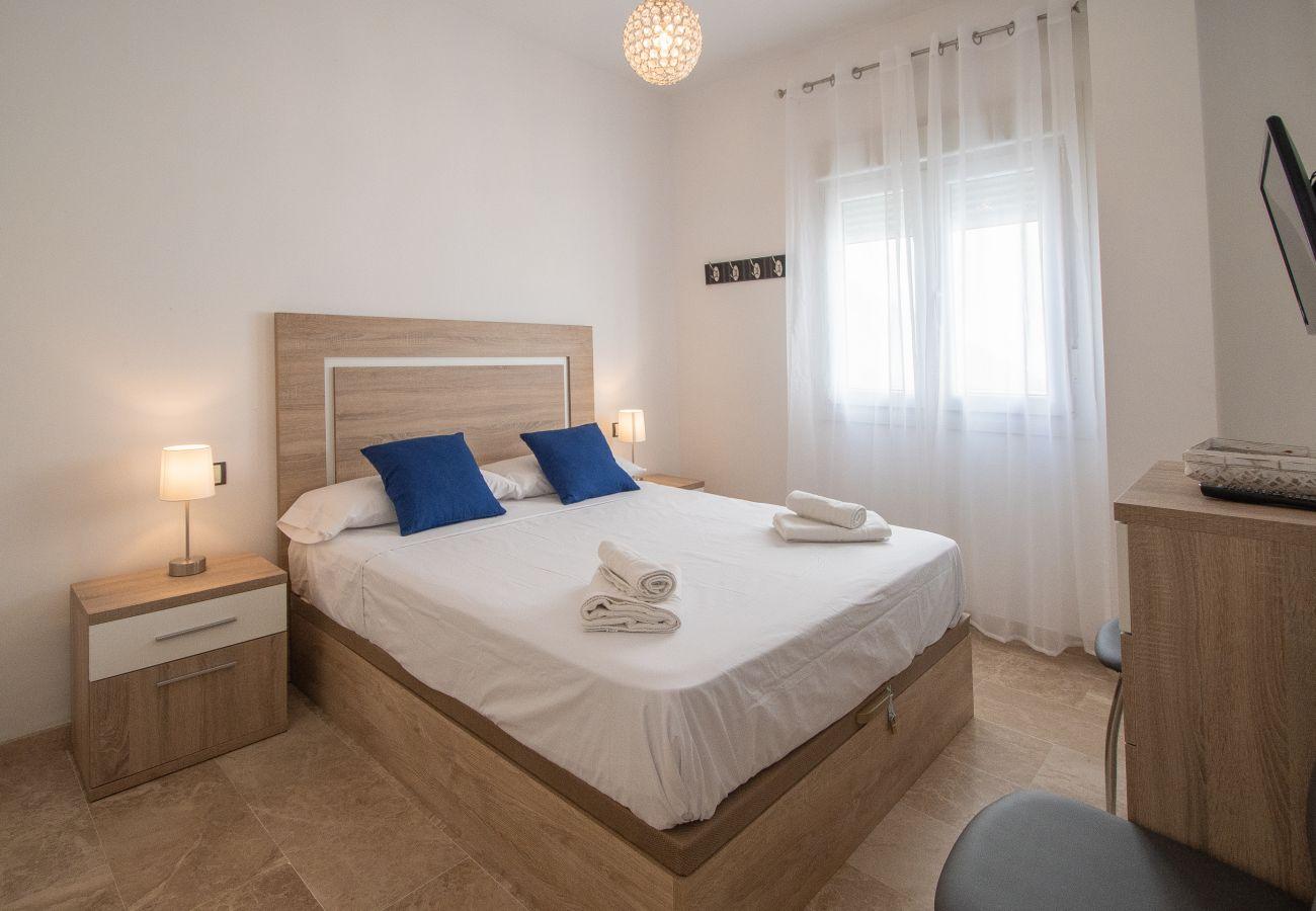 Appartement à Cadix - Appartement pour 4 personnes à600 mde la plage