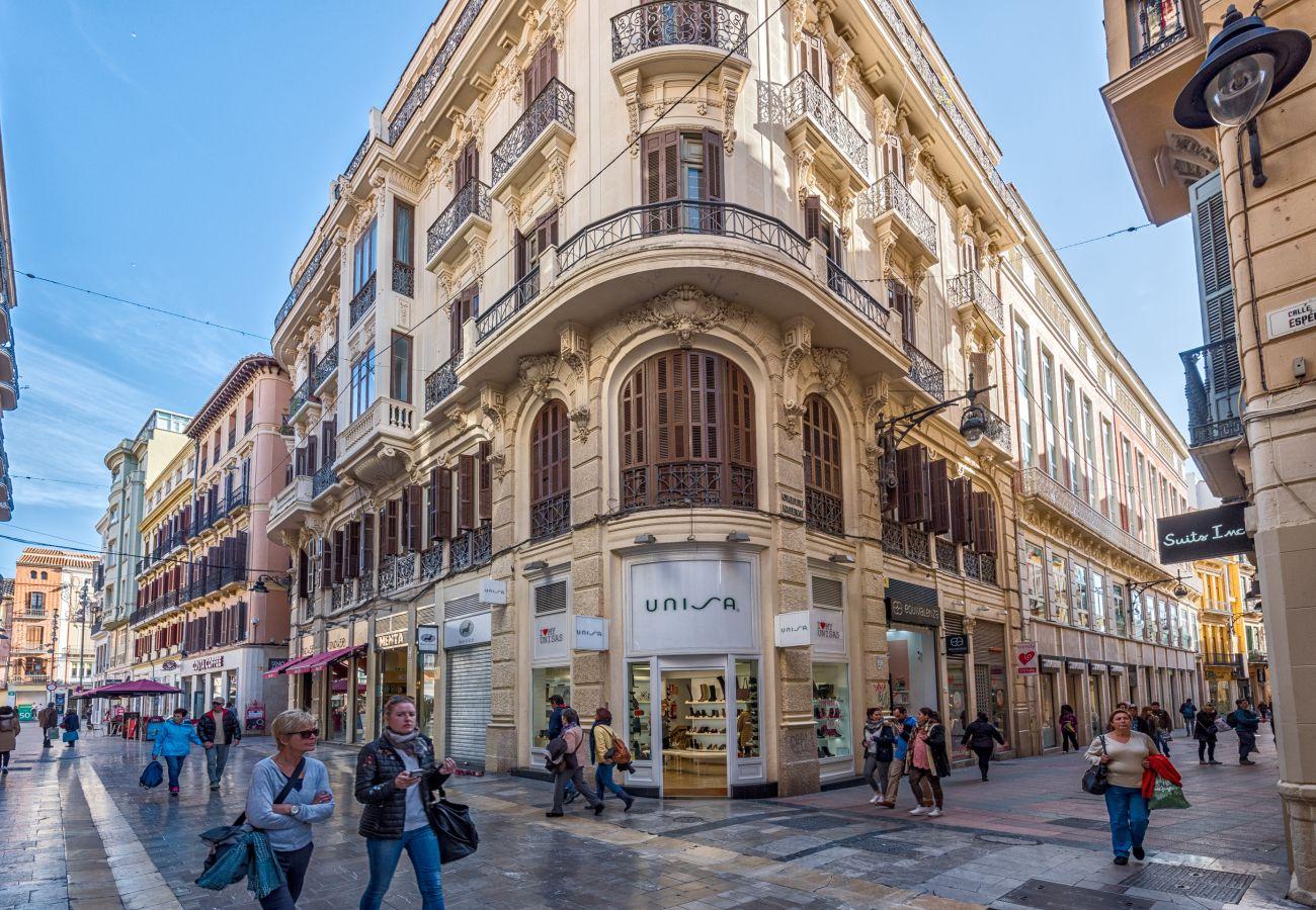 Appartement à Malaga - iloftmalaga Premium Calle Nueva 5D, Jacuzzi y terraza privada