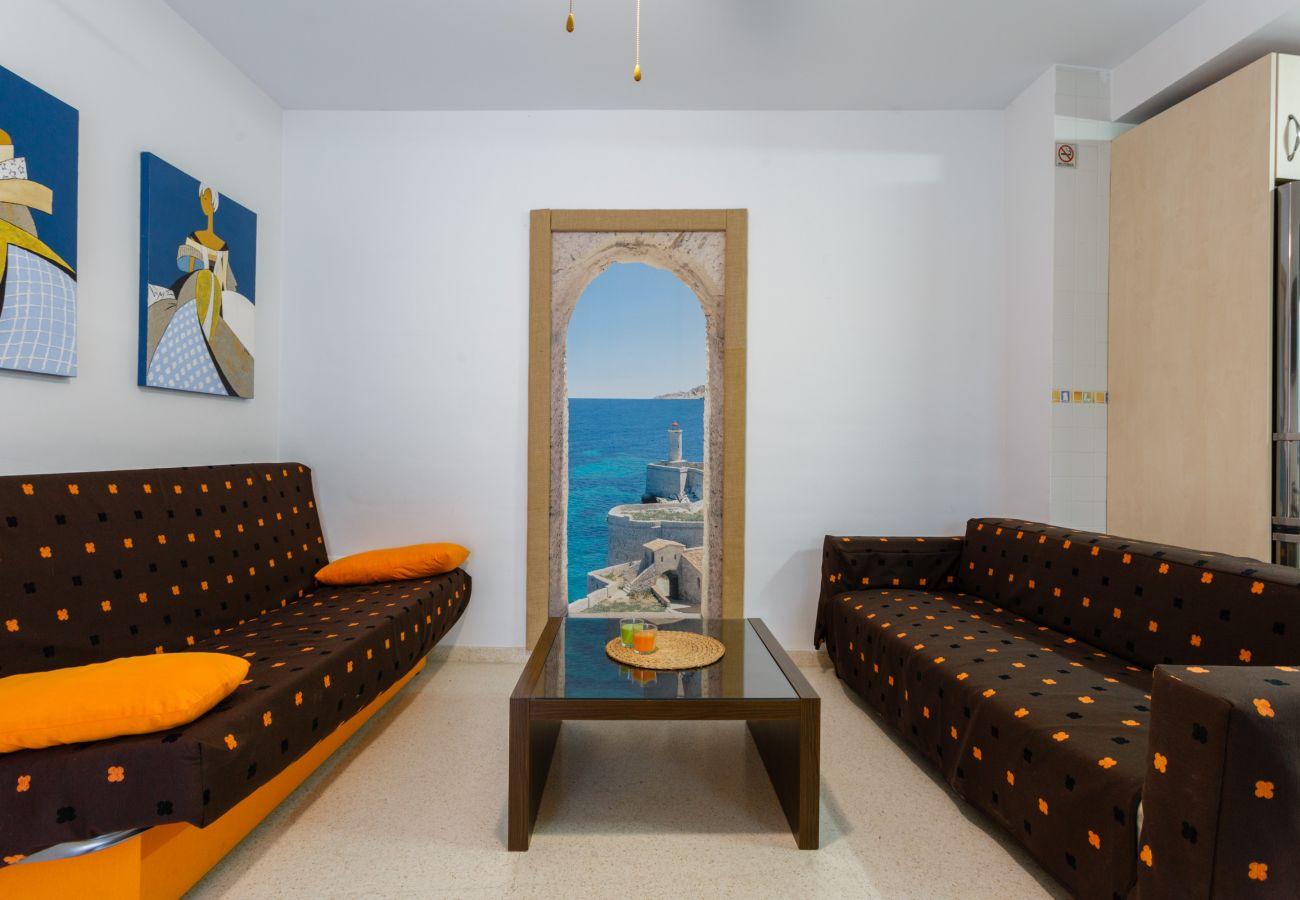 Appartement à Cadix - Appartement pour 4 personnes à250 mde la plage