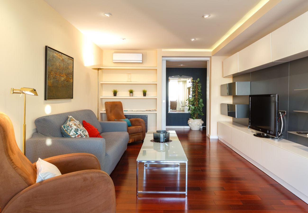 Appartement à Cadix - Appartement avec 4 chambres à100 mde la plage