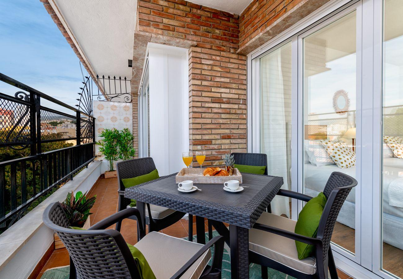 Appartement à Malaga - iloftmalaga Plaza Teatro Atico II - 6E