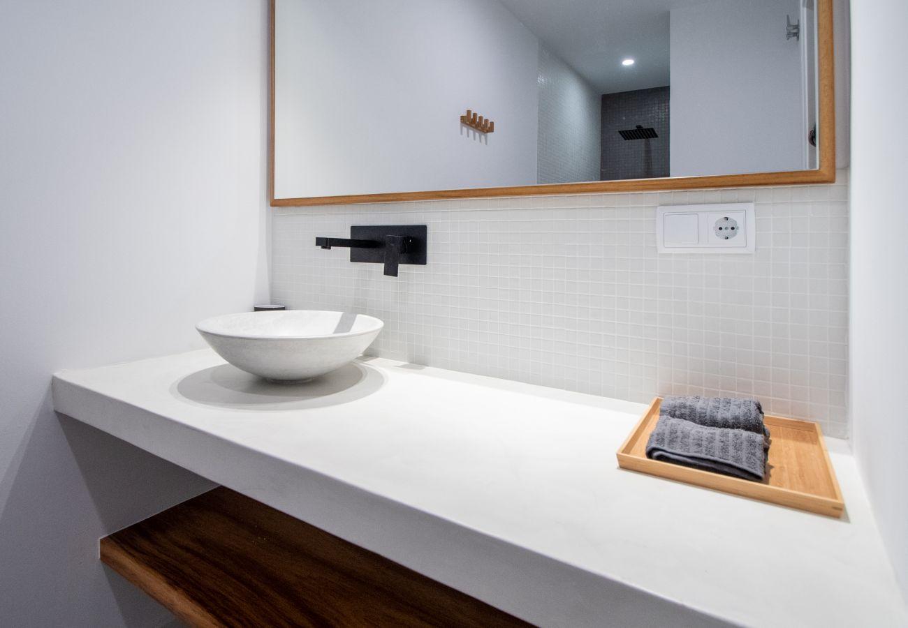 Appartement à Cadix - Appartement avec climatisation à500 mde la plage
