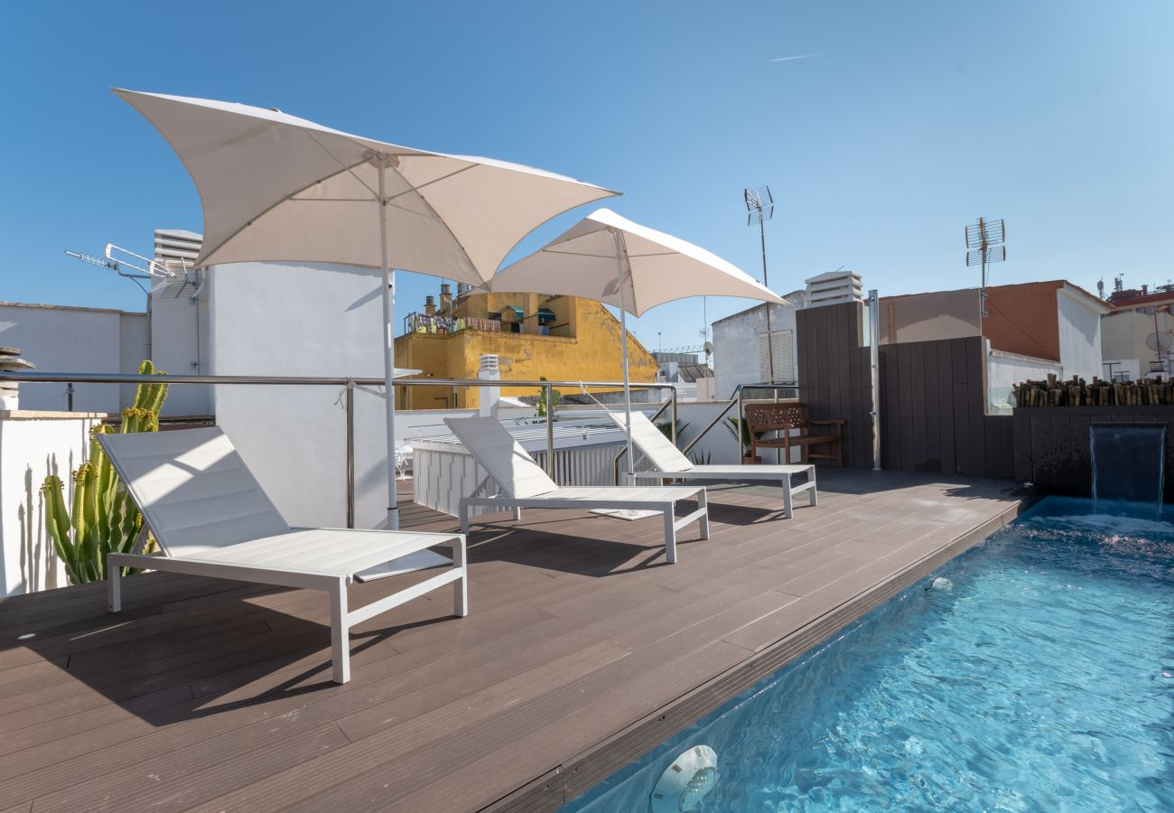 Appartement à Seville - Appartement avec 1 chambres à Sevilla