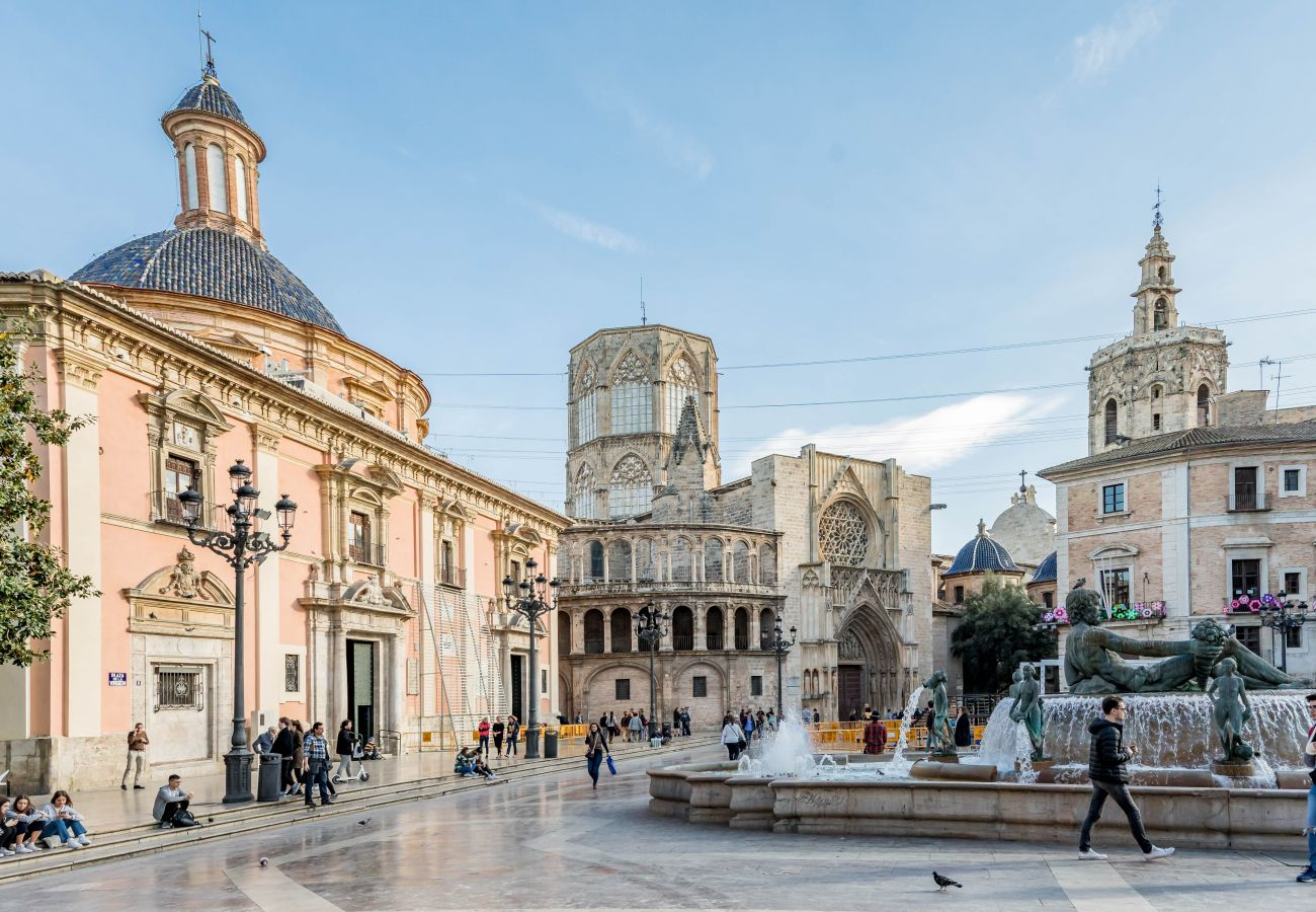 Appartement à Valence / Valencia - TH Plaza de la Virgen