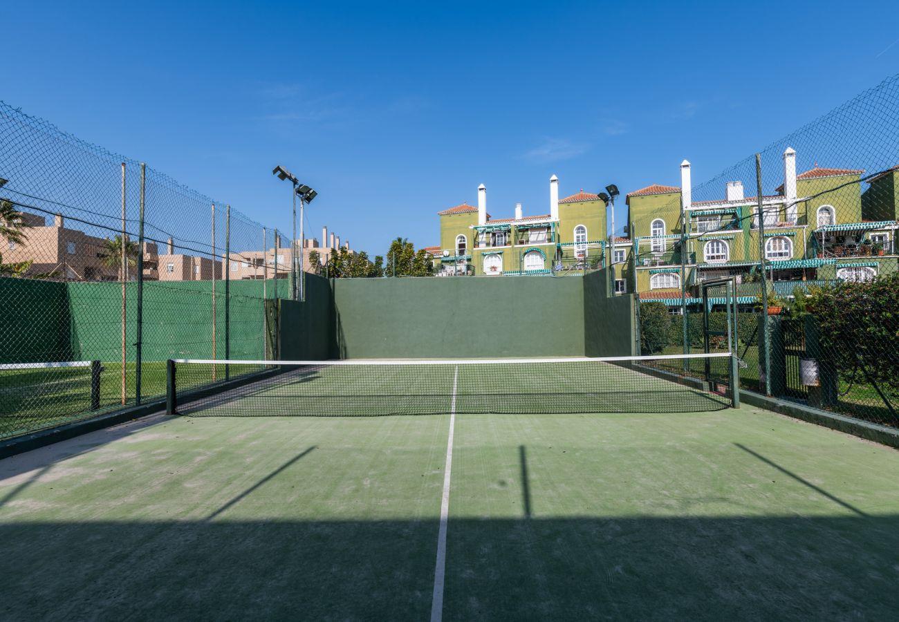 Appartement à Malaga - iloftmalaga Duplex Guadalmar with terrace in front of the beach