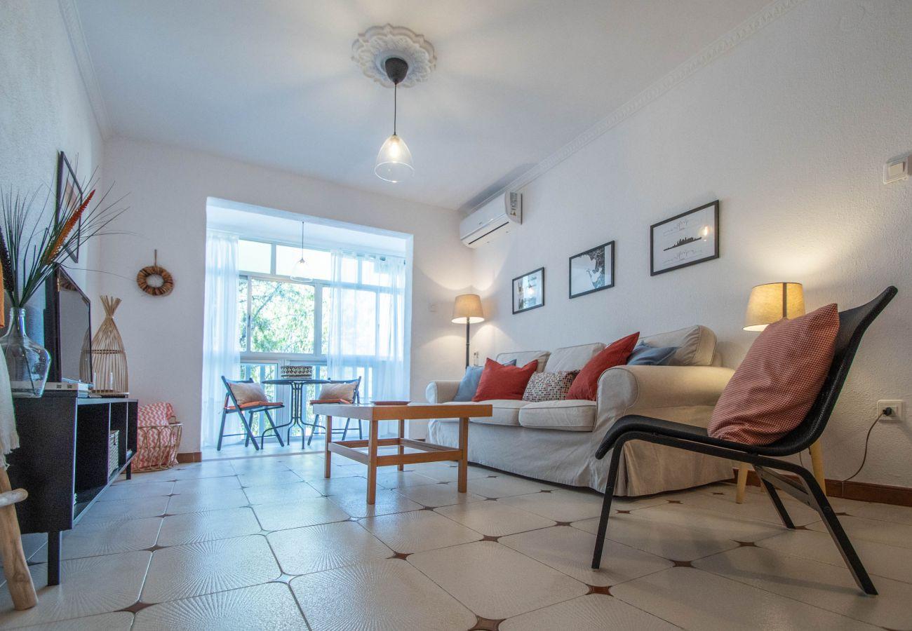 Appartement à Cadix - Appartement avec climatisation à300 mde la plage