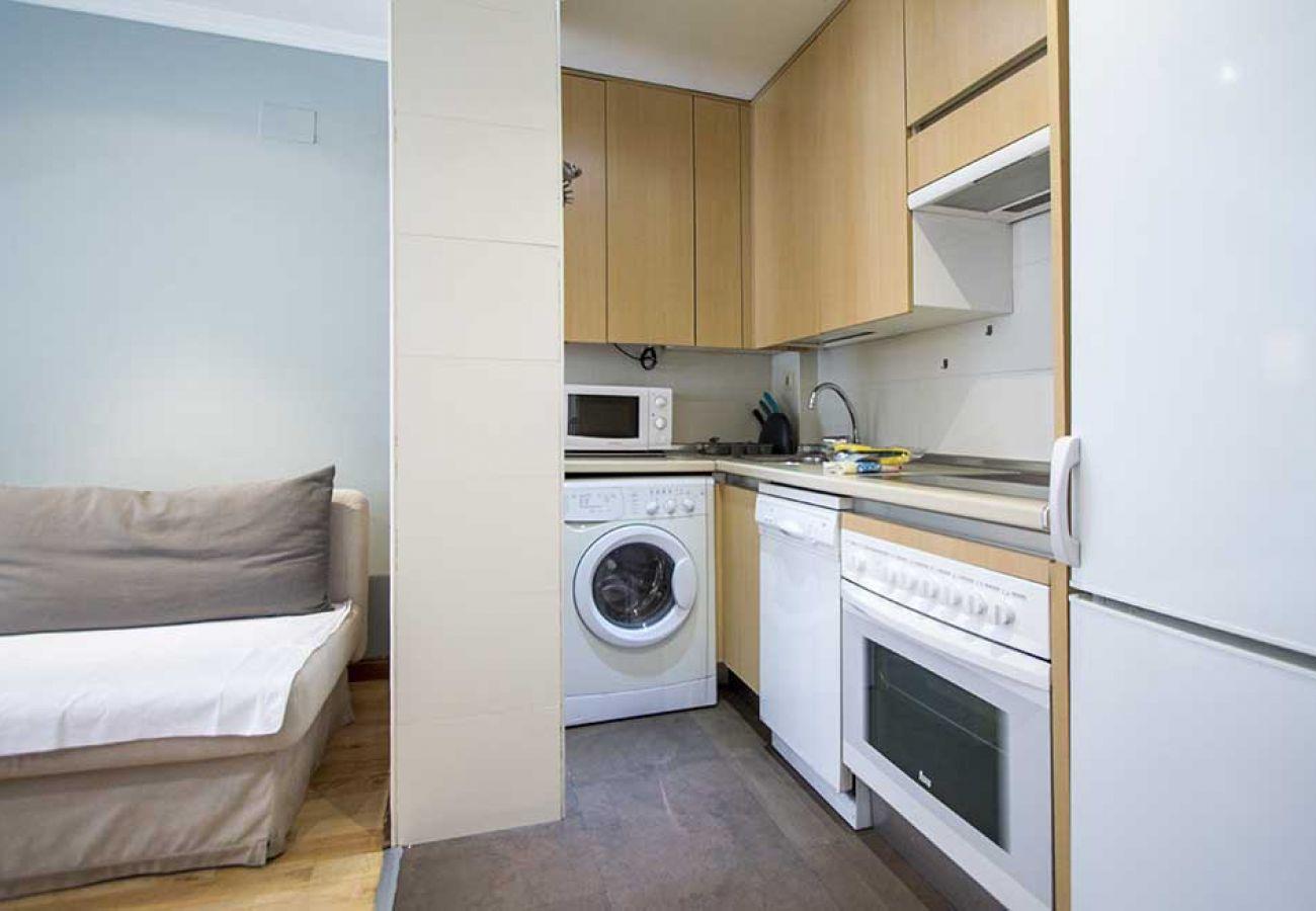 Appartement à Madrid - CONDE DUQUE 02