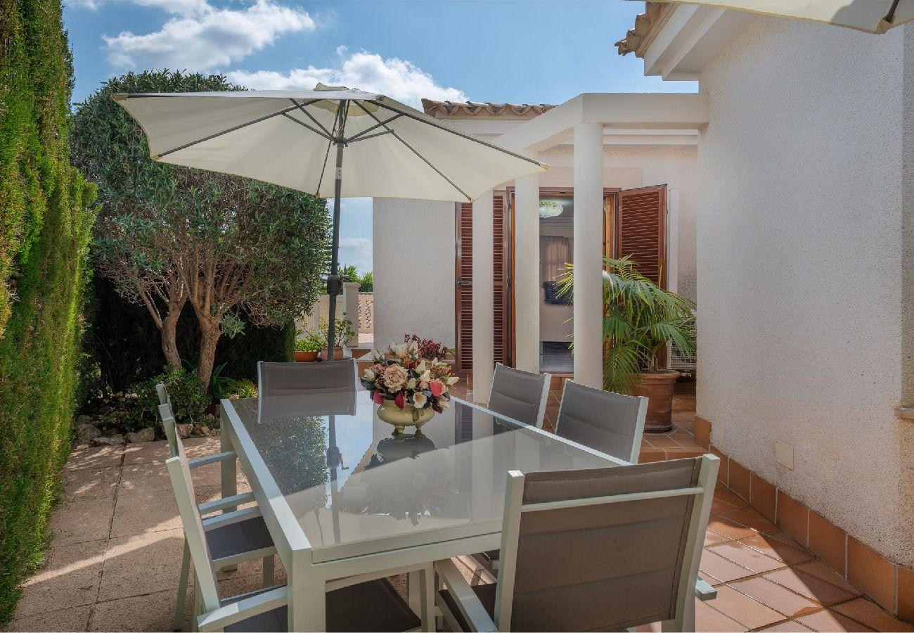 Villa à Majorque/Mallorca - Villa avec piscine à Palma de Mallorca