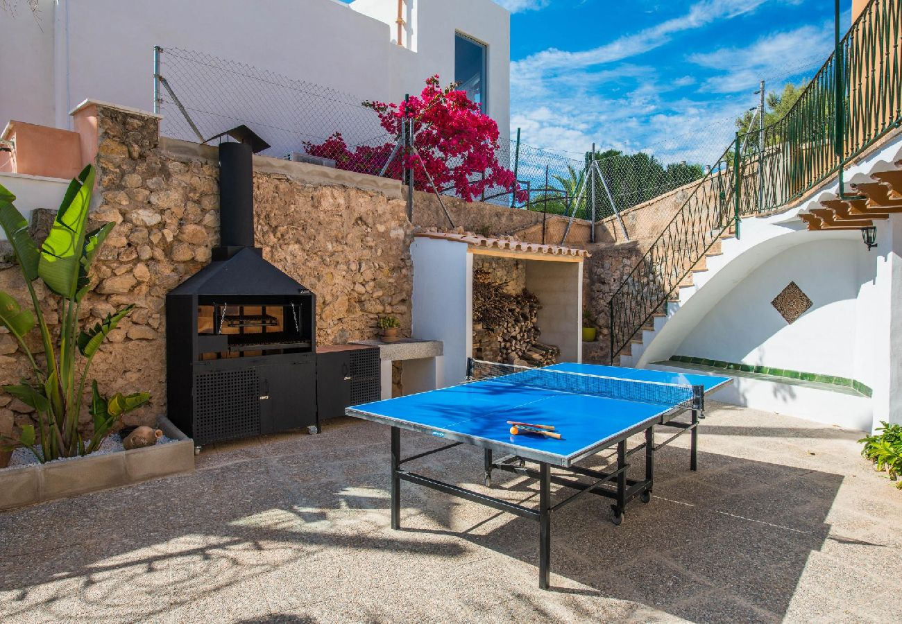 Maison à Majorque/Mallorca - Maison avec 5 chambres à Palma de Mallorca